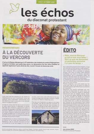 Photo de l'actualité Le N°2 du journal !